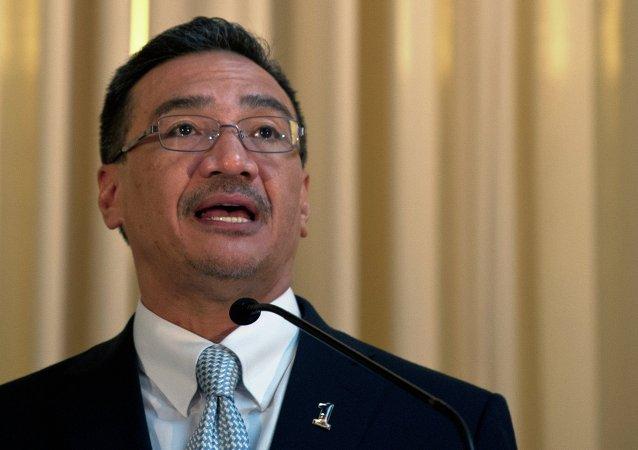 马来西亚防长希沙姆丁·侯赛因