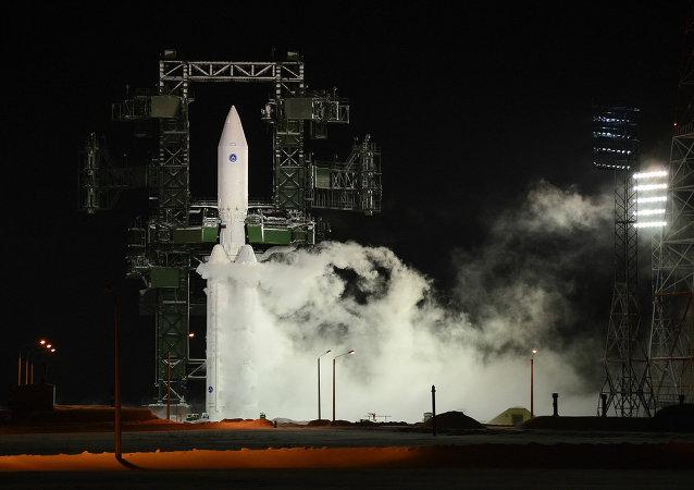 """俄或将于2027年开始进行""""安加拉""""运载火箭的飞行试验"""
