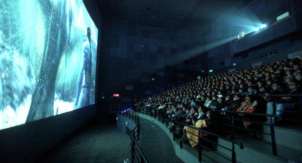 中国电影有超越好莱坞之势