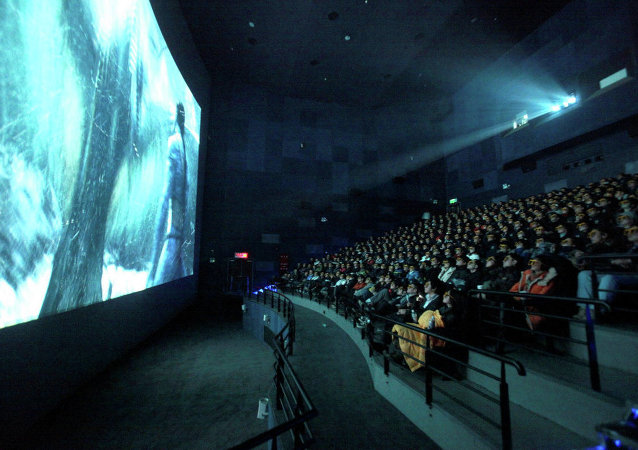 中國電影有超越好萊塢之勢