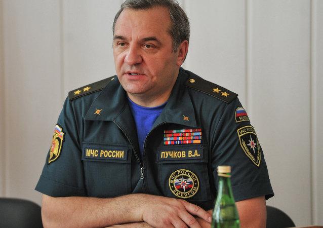 俄紧急情况部长:或在第三国与瑞士同行共同执行人道主义项目