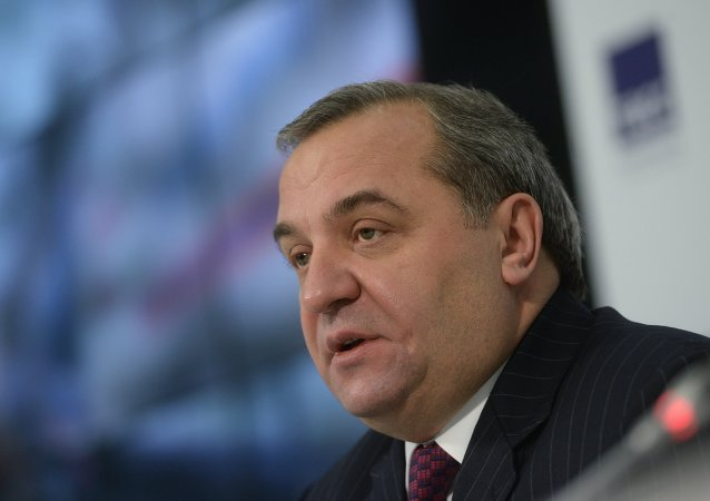 俄紧急情况部部长普奇科夫当选联合国世界减灾大会副主席