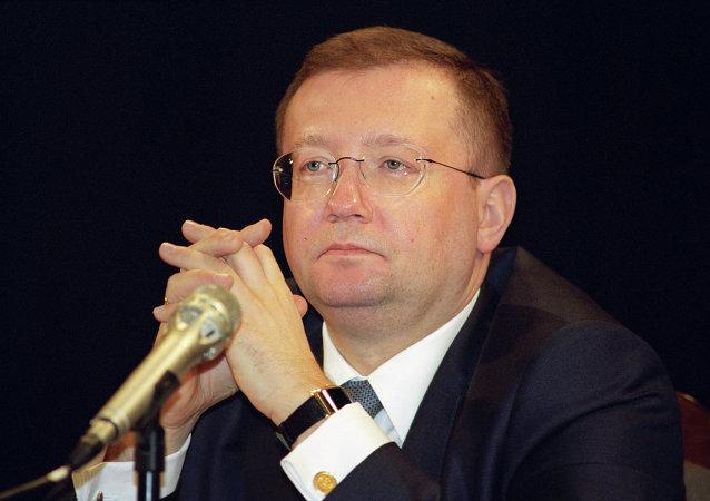 俄罗斯驻英国大使亚历山大•雅科文科
