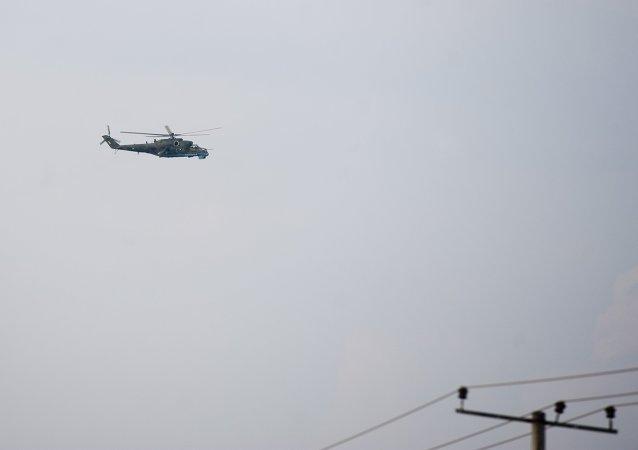 媒体:中国空军在中缅边境集结
