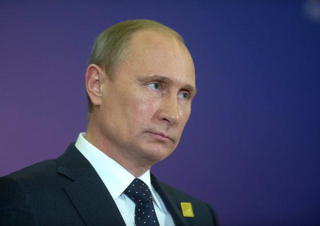 """普京:""""分离克里米亚""""的想法在乌克兰夺取政权前并未出现"""