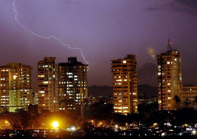 印度西北部12人死亡 至少10人遭雷击受伤