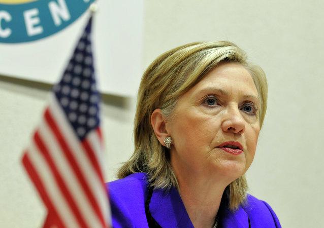 美国国会调查希拉里•克林顿将私人邮箱用于办公通信事件