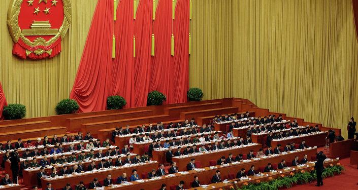 中國十三屆全國人民代表大會一次會議閉幕 完成中國發展頂層設計