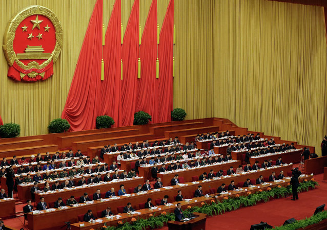 中国通过史上首部反恐法