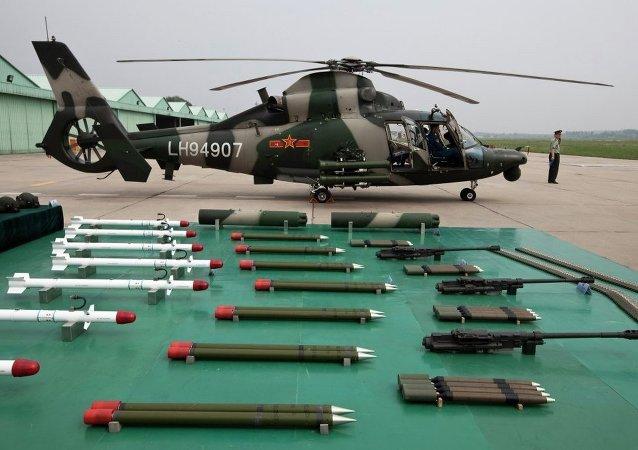 中国外交部发言人:中国在武器出口上一向采取负责的态度