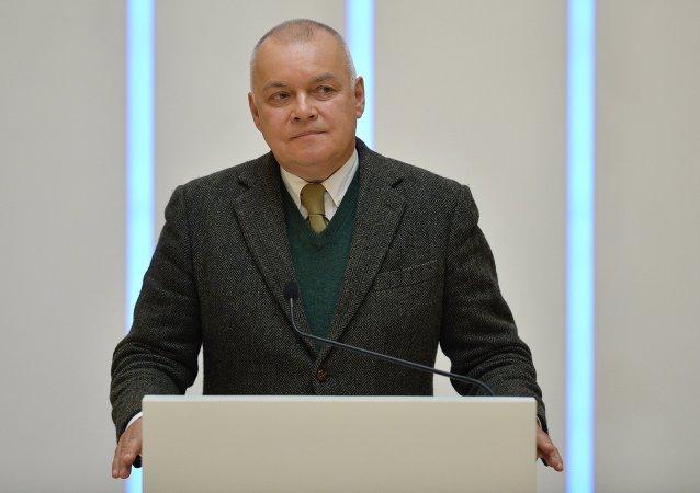 今日俄罗斯社长:俄需放弃不必要的以欧洲为中心 在东方实现自身价值