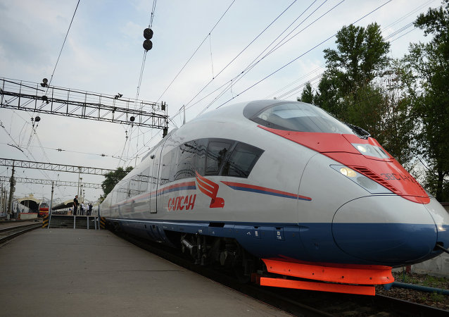 俄铁总裁:中方未宣布有削减对莫斯科至喀山高铁投资的计划