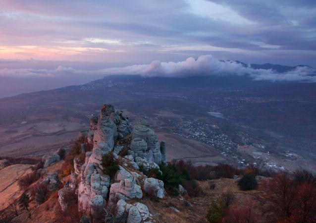 克里米亚山