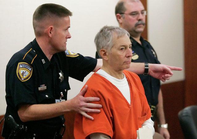 美国亿万富翁德斯特因杀人罪被起诉将面临死刑