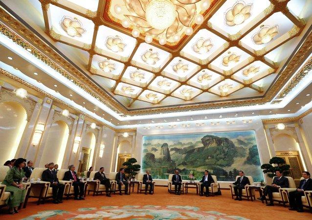 俄罗斯或成为亚洲基础设施投资银行第三大参与者
