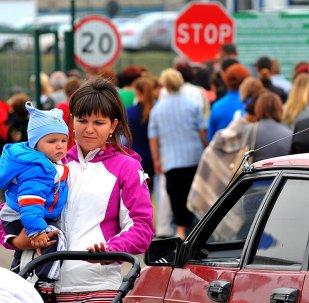 烏克蘭難民