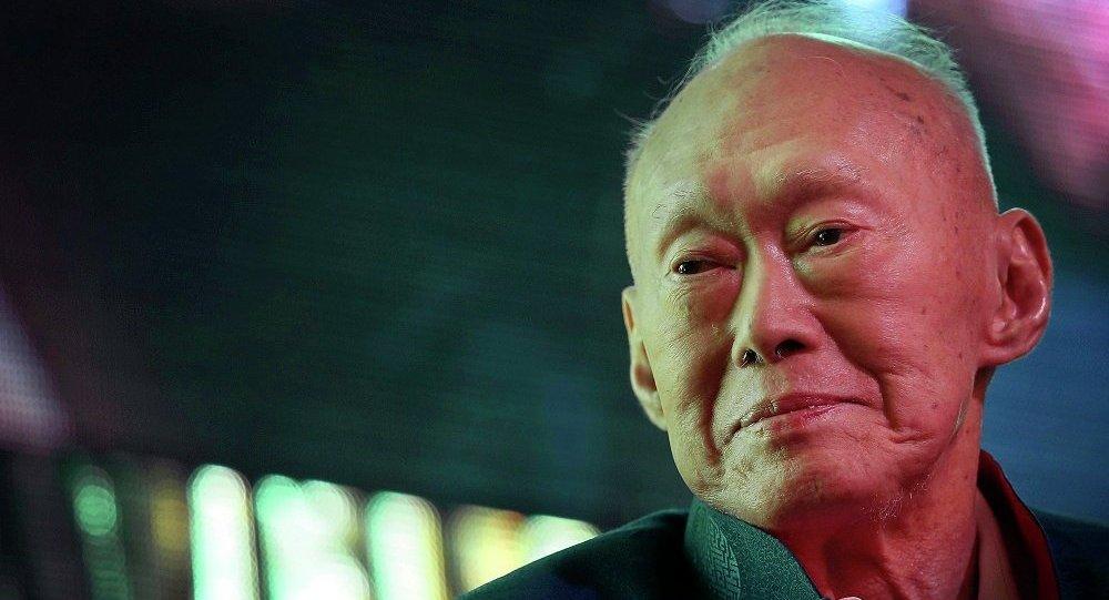 李光耀去逝:一個時代的終結