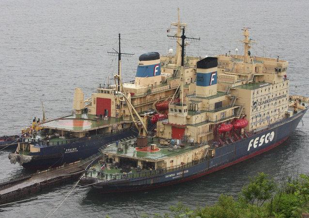 俄Fesco集团新开西伯利亚经远东至中国的集装箱班列