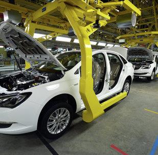 中国汽车在俄销售下降16%