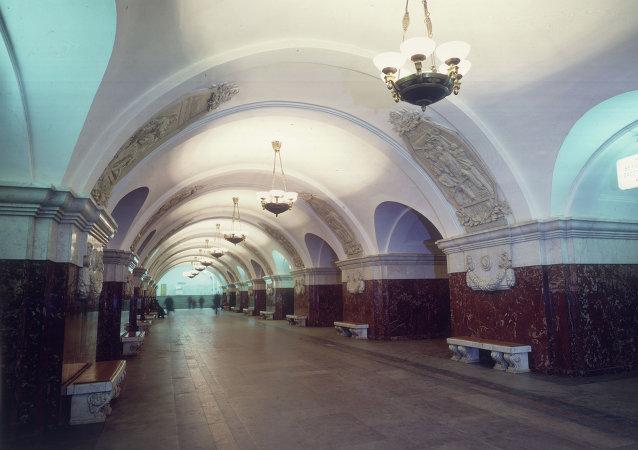 莫斯科副市长:未来5、6年间莫斯科地铁将增建50%
