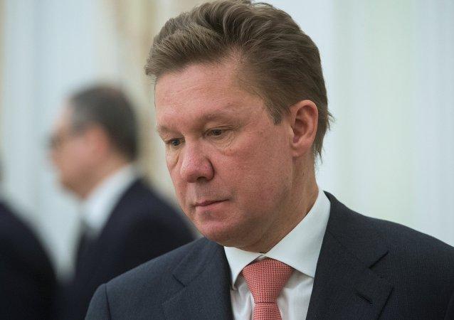 """俄气表示将如期完成""""西伯利亚力量""""管道建设"""