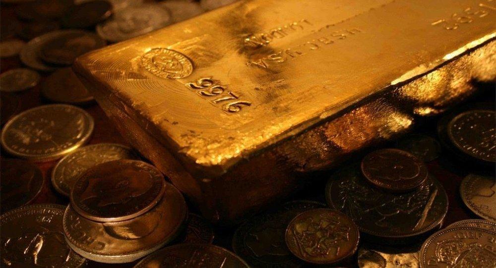 """中国对世界黄金市场实施""""大跃进"""""""