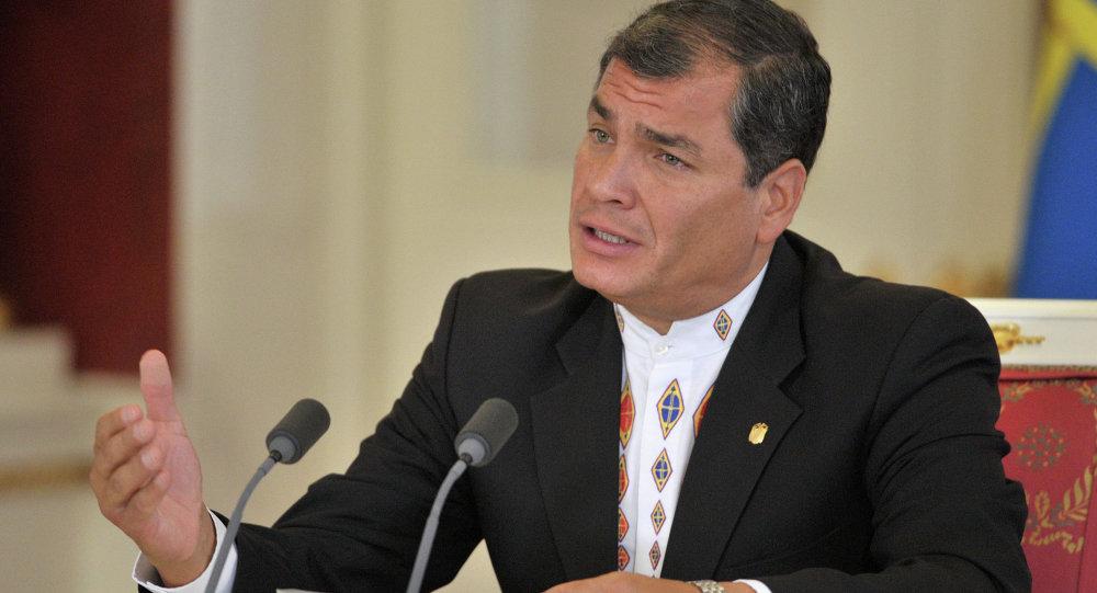 厄瓜多尔总统建议禁止全世界所有离岸业务