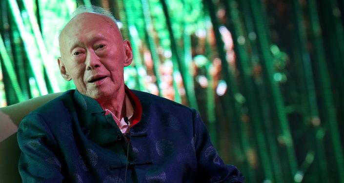 新加坡「經濟奇跡」創始人李光耀