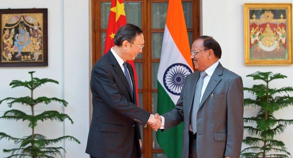 「中國龍」與「印度象」將重啓邊境關係