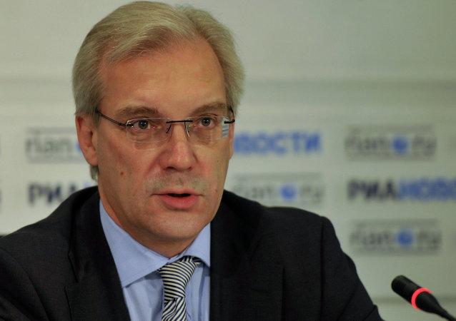 格鲁什科:莫斯科将不得不设法应对北约在波罗的海国家增长的军事力量
