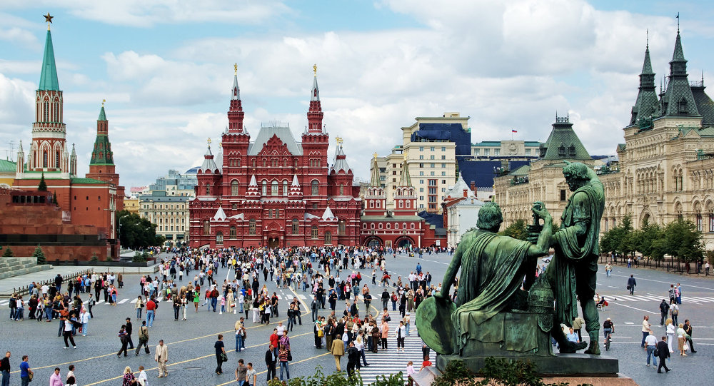 俄旅游署副署长:俄罗斯希望吸引更多中国游客