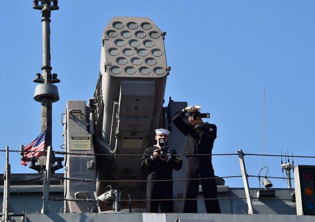 拉夫罗夫:莫斯科对美国部署反导系统计划仍深感忧虑