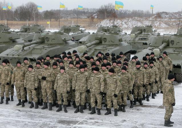 乌克兰2018年国防开支将不低于本国GDP的5%