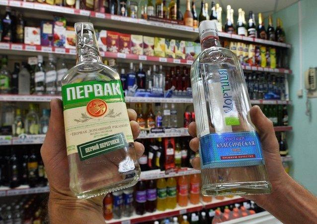 俄罗斯人:建议只对年满21岁以上的成年人出售酒精饮料