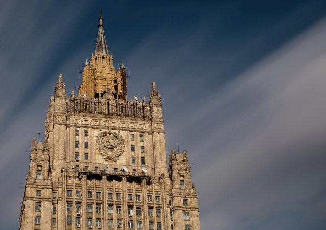 俄外交部消息人士:维也纳将于10月29至30日举行两轮叙利亚问题国际会议