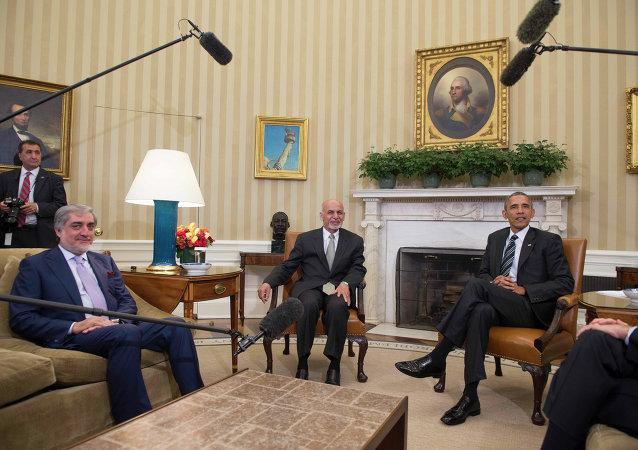 奥巴马认为自己与以总理对中东局势的看法存在本质性分歧