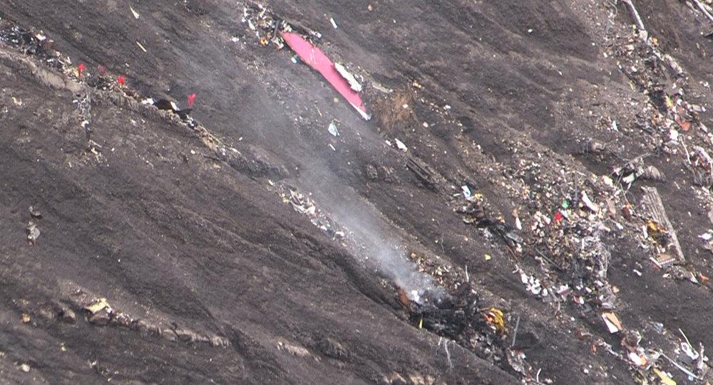 德国专家:А-320坠毁可能因飞机不受控制