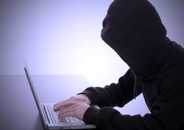 """""""黑客袭击"""