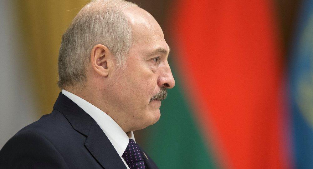 白俄总统重申明斯克未背离莫斯科转向西方