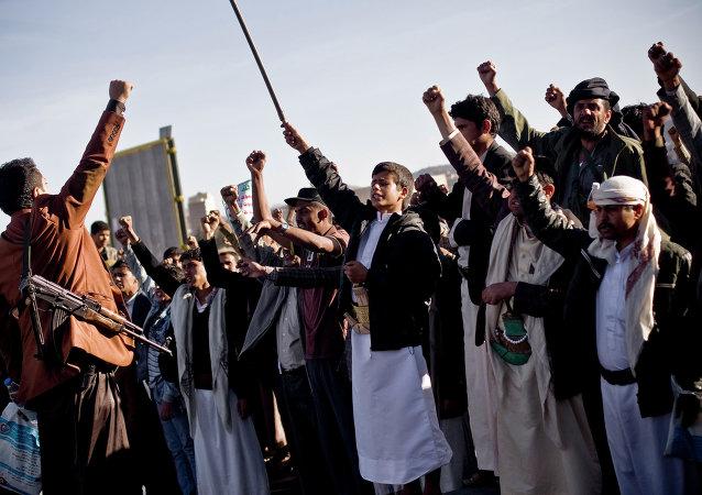 也门总理离开其住所