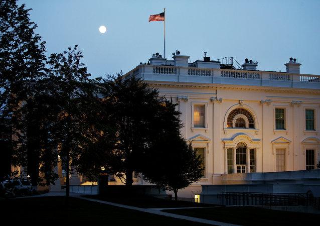 白宫:与俄签署在叙军事合作协议为时尚早