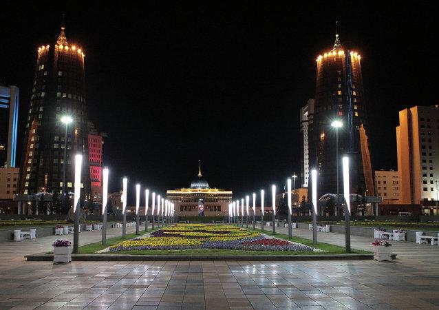 阿斯塔纳, 哈萨克斯坦首都