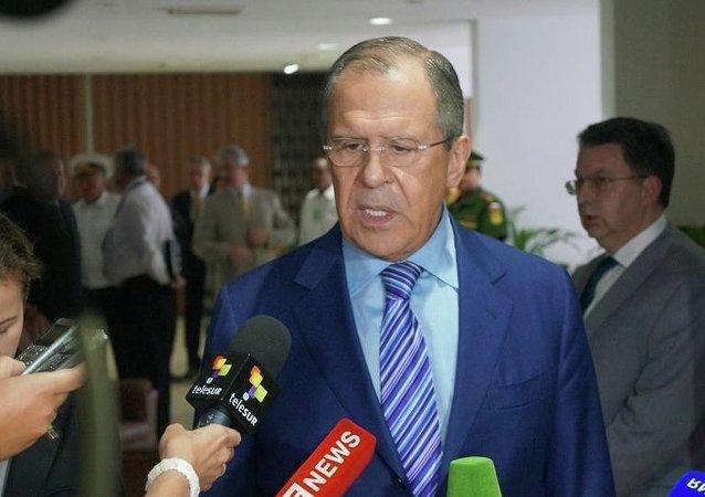俄外长:伊朗导弹计划无法从外部获得帮助