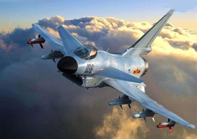 歼-10A (资料图片)