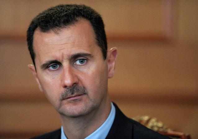 媒体:阿萨德表示对叙利亚使用化武的指责完全是捏造