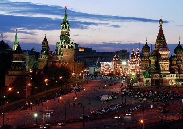 克宫, 莫斯科