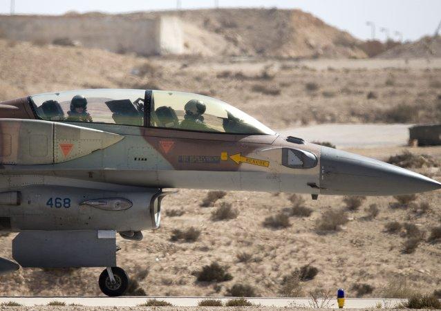 以色列,F-16(资料图片)