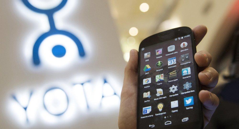 第三代YotaPhone智能手机将于初秋在中国发布