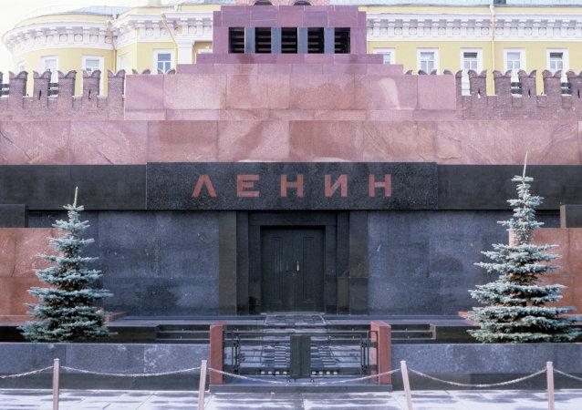 克宫:列宁遗体安葬问题不在议程中