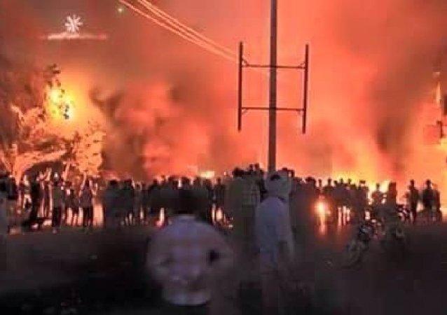 塔吉克斯坦使馆称俄罗斯愿帮助塔国从也门撤侨